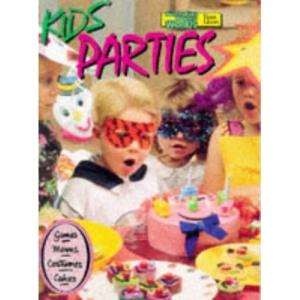 Kids' Parties (Australian Women's Weekly Home Library)