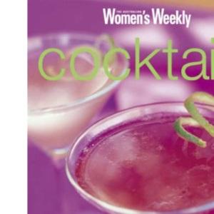 Cocktails (Australian Women's Weekly)