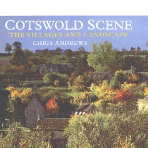 Cotswold Scene: A View of the Hills and Surroundings with Bath and Stratford Upon Avon