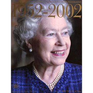 The Queen's Golden Jubilee Official Souvenir Programme