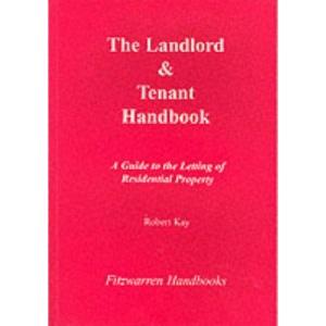 The Landlord and Tenants Handbook (Fitzwarren Handbooks)