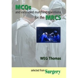 MCQs and Extended Matching Questions for the MRCS