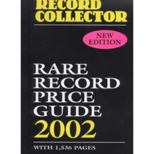 Rare Record Price Guide 2002 (Record Collector Magazine)