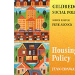 Housing Policy (Gildredge Social Policy Series)