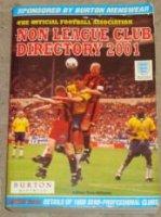 The Non-league Club Directory 2001