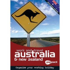 Australia and New Zealand Gap Pack: The Ultimate Guide to Your Working Holiday