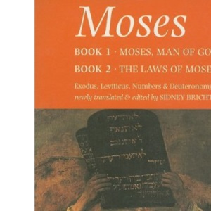 Moses: Man of God and the Laws of Moses (People's Bible)