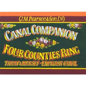 Four Counties Ring Canal Companion: Pearson Canal Companion to Trent & Mersey and Erewash Canal