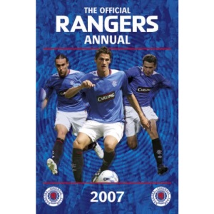 Official Rangers FC Annual 2007 2007
