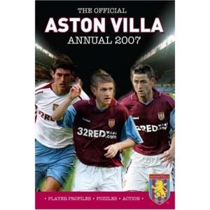 Official Aston Villa FC Annual 2007 2007