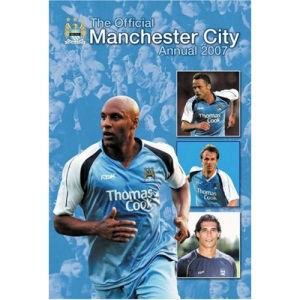 Official Manchester City FC Annual 2007