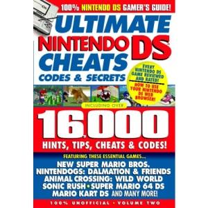 Ultimate Nintendo DS Cheats, Codes & Secrets Volume 2: v. 2