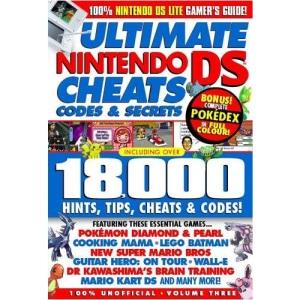 Ultimate Nintendo DS and DSi Cheats, Codes and Secrets: Plus Bonus Complete Full Colour Pokemon Pokedex v. 5: Pokemon Special