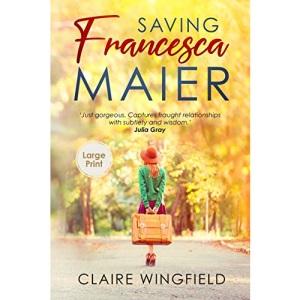 Saving Francesca Maier: Large Print Edition: 1 (This City Series)