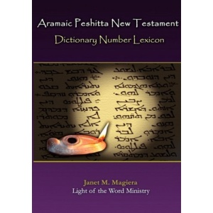 Aramaic Peshitta New Testament Dictionary Number Lexicon