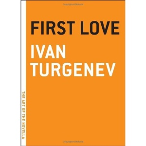 First Love (Art of the Novella)