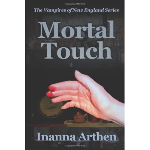 Mortal Touch: Vampires Of New England Series