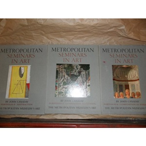 METROPOLITAN SEMINARS IN ART, PORTFOLIOS 1-12, FULL SET