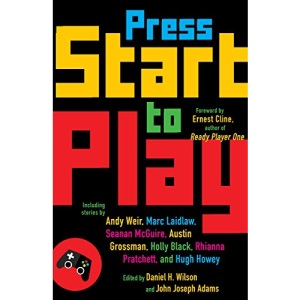 Press Start to Play (A Vintage original)