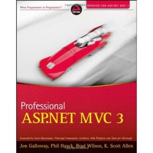 Professional ASP.NET MVC 3 (Wrox Programmer to Programmer)