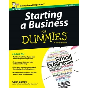 Starting a Business For Dummies, 4th Edition, UK Edition