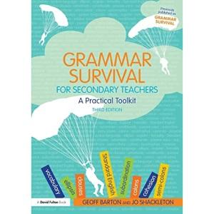Grammar Survival for Secondary Teachers: A Practical Toolkit