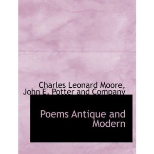 Poems Antique and Modern