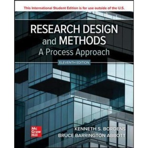 ISE Research Design and Methods: A Process Ap...