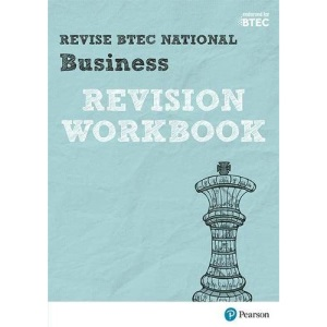 Revise BTEC National Business: Revision Workbook: for home learning, 2021 assessments and 2022 exams (REVISE BTEC Nationals in Business)