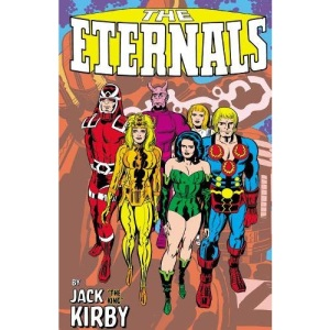 Eternals by Jack Kirby Monster-Size, The (Ete...