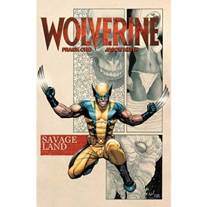 Wolverine by Frank Cho: Savage Land