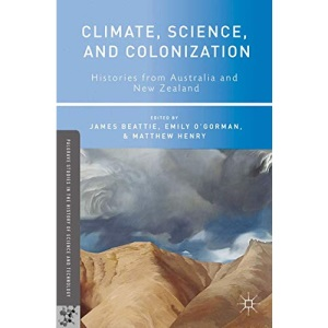 Climate, Science, and Colonization: Histories from Australia and New Zealand (Palgrave Studies in the History of Science and Technology)