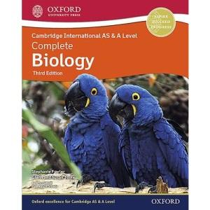 Cambridge International AS & A Level Complete Biology (Stephanie Fowler)