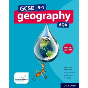 GCSE 9-1 Geography AQA: Student Book Second Edition