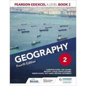 Pearson Edexcel A Level Geography Book 2 Fourth Edition