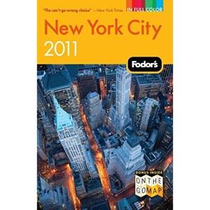 Fodor's New York City 2011