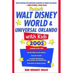 Fodor Walt Disney with Kids