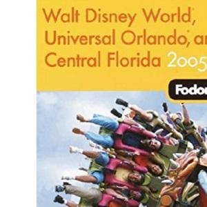 Fodor Walt Disney World 2005 (Gold Guides)
