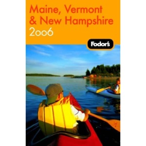 Maine, Vermont and New Hampshire (Gold Guides)