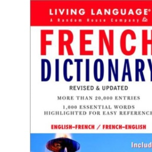 French Complete Course: Dictionary (Living Language Series)