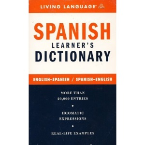 Spanish Complete Course Dictionary (Living Language Complete Course)