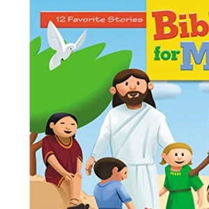Bible Stories for Me: 12 Favorite Stories