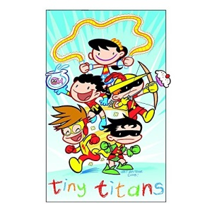 Adventures in Awesomeness (Tiny Titans)