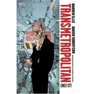 Transmetropolitan, BK05: lonely city (Transmetropolitan - Revised)