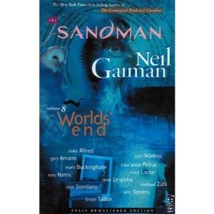 The Sandman Vol. 8: World's End (Sandman New Editions)