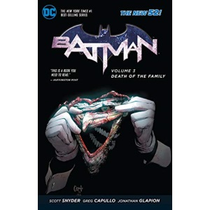 Batman Volume 3: Death of the Family TP (The New 52): 03 (Batman (DC Comics Paperback))