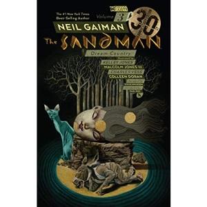 The Sandman Volume 3: Dream Country 30th Anniversary Edition (The Sandman - Dream Country)