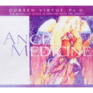 Angel Medicine: A Healing Meditation CD With Music By Angel Earth