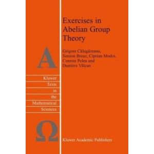 Exercises in Abelian Group Theory (Texts in the Mathematical Sciences)