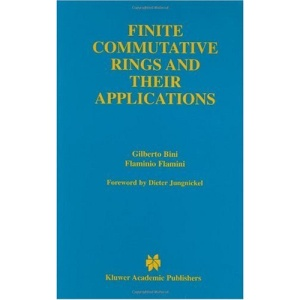 Finite Commutative Rings and Their Applications (The Springer International Series in Engineering and Computer Science)